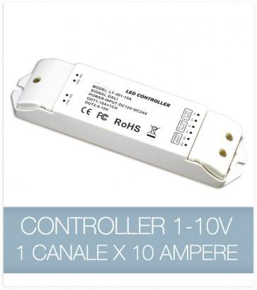 Controller 1-10v 12A - Dimmer strisce LED