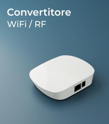Convertitore Wi-Fi/RF