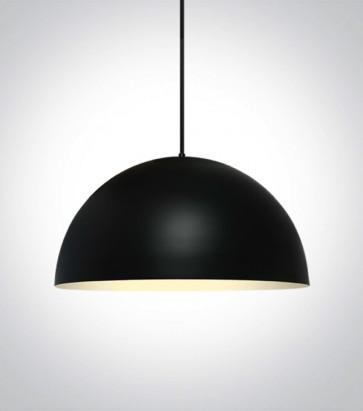 Lampada a Sospensione Linea Aurora - Attacco E27 - Colore Nero
