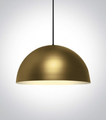 Lampada a Sospensione Linea Aurora - Attacco E27 - Colore Bronzo
