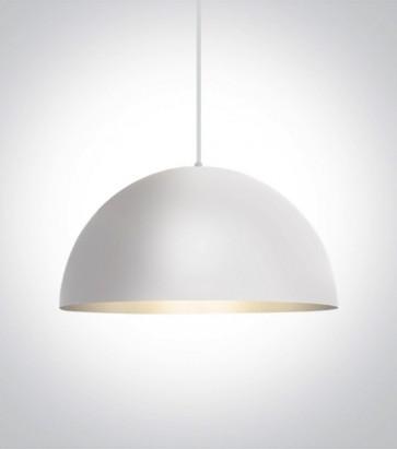 Lampada a Sospensione Linea Aurora - Attacco E27 - Colore Bianco