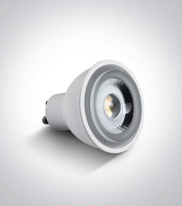 Faretto LED GU10 6W - Luce CALDA