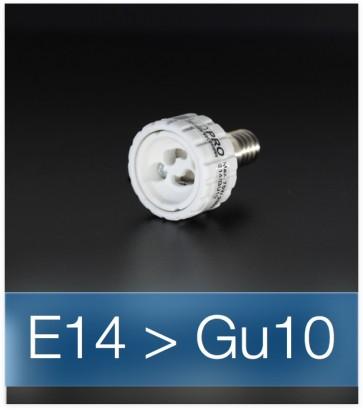 Adattatore da E14 a GU10