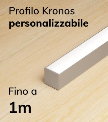 Lampada LED completa KRONOS da Soffitto o a Sospensione - Fino a 100cm - Personalizzabile - Dimmerabile