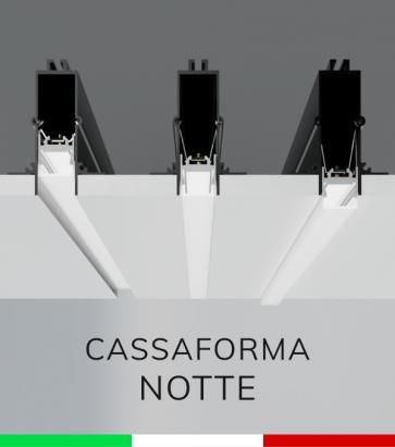 """Cassaforma da Incasso """"Notte""""  - Swatches"""