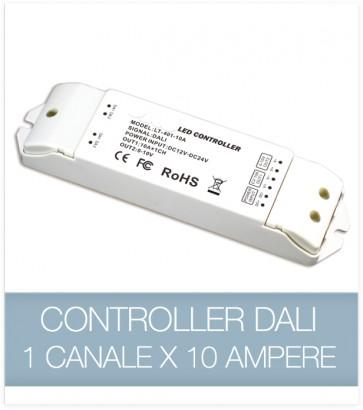 Controller DALI 10A - Dimmer strisce LED