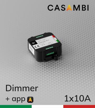 Dimmer DALCNET DLC1224-1CV-CASAMBI - 12V/24V