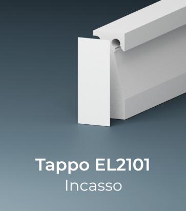 Tappo per Cornice da Esterno ELENI modello EL2101