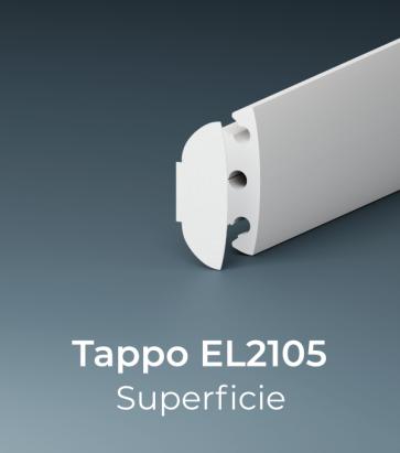 Tappo per Cornice da Esterno ELENI modello EL2105