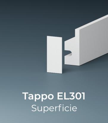 Tappo per Cornice da Interno ELENI modello EL301