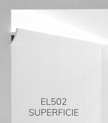 Cornice per LED ELENI LIGHTING EL502 - Illuminazione diffusa