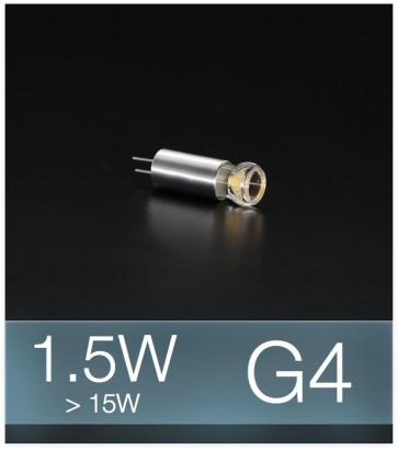 Lampadina LED G4 1,5W - Bianco FREDDO