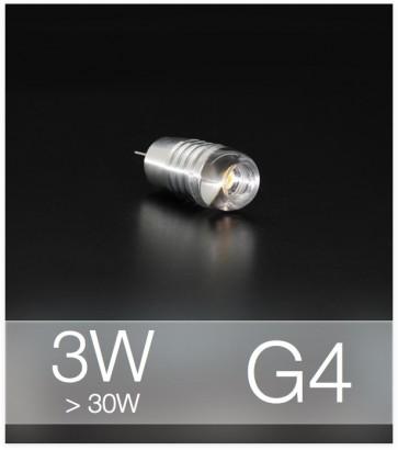 Lampadina LED G4 3W - Bianco NATURALE