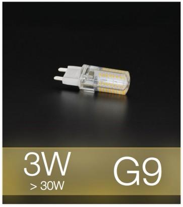 Lampadina LED  G9 3W - Bianco CALDO