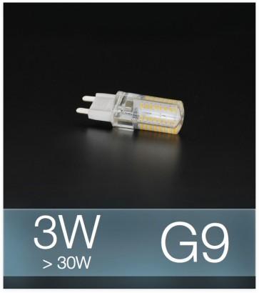 Lampadina LED  G9 3W - Bianco FREDDO