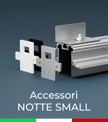 Accessori per Profilo da incasso nel cartongesso Notte Small