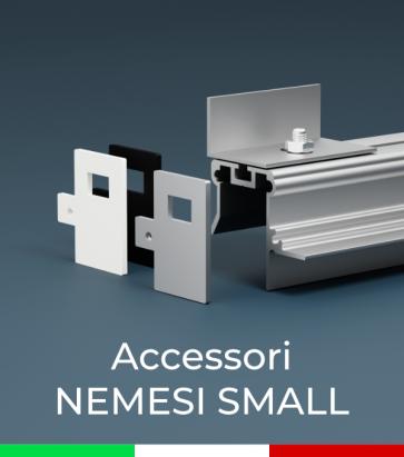 Accessori per Profilo da incasso nel cartongesso Nemesi Small