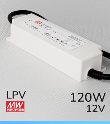 Alimentatore Meanwell LPV-150-12 12V 120W  Resistente all'acqua