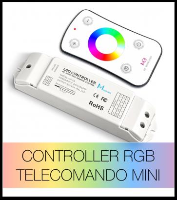 Controller RGB Touch - Telecomando MiNi