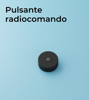 Pulsante radiocomando + Centraline