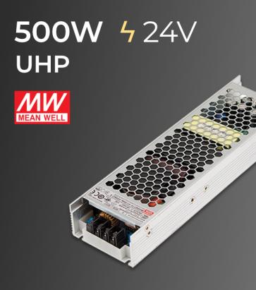 Alimentatore MeanWell UHP-500-24 24V 500W