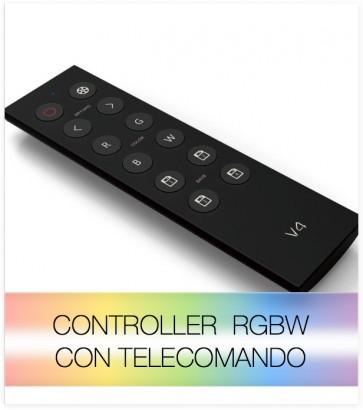 Telecomando RGBW V4 + Centralina IN OFFERTA SPECIALE
