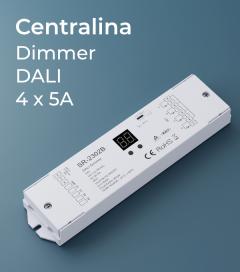 Centralina DALI 4 Canali x 5A