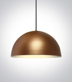 Lampada a Sospensione Linea Aurora - Attacco E27 - Colore Rame