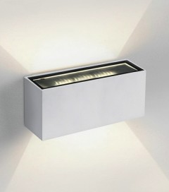 Lampada LED da esterno 12W - Bianco - Bianco Caldo - IP54