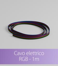 Cavo elettrico RGB - Al metro