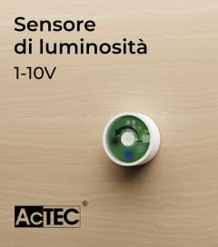 Sensore di Luminosità con Sistema di Controllo 1-10V