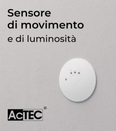 Sensore di Movimento e di Luminosità - AcTEC