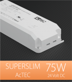 Alimentatore ACTEC Q8- 24V - 75W