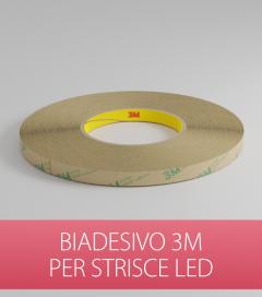 Biadesivo 3M 9471LE 300LSE 10mm per strisce LED - Rotolo da 165 metri