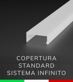 Copertura Extra Profili Sistema Infinito