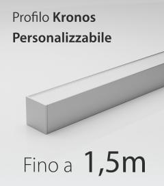 Lampada LED completa KRONOS - Fino a 150cm - Personalizzabile - Dimmerabile
