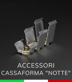 """Clip di fissaggio per Cassaforma """"Notte"""""""