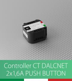 Controller DALCNET - DLC1248-2CV-TW - 2 Canali - 12/48V