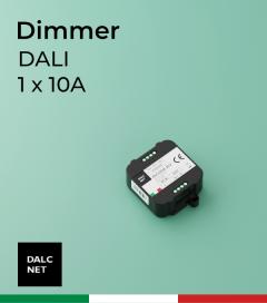 Dimmer DALCNET DLM1224-1CV-DALI  - 12V/24V