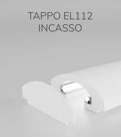 Tappo per Cornice da Interno ELENI modello EL112