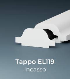 Tappo per Cornice da Interno ELENI modello EL119