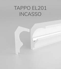 Tappo per Cornice da Interno ELENI modello EL201