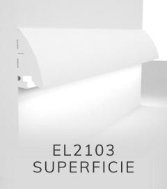 Cornice per LED da Esterno ELENI LIGHTING EL2103 - Segnapasso Curvo