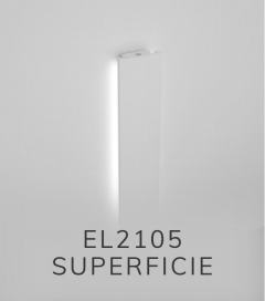 Cornice per LED da Esterno ELENI LIGHTING EL2105 - Lesena Grande a Muro