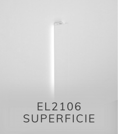 Cornice per LED da Esterno ELENI LIGHTING EL2106 - Lesena Piccola a Muro