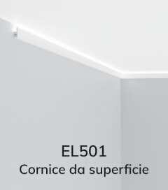 Cornice per LED ELENI LIGHTING EL501 - Illuminazione diffusa