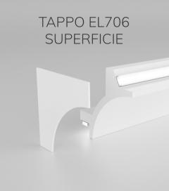 Tappo per Cornice da Interno ELENI modello EL706