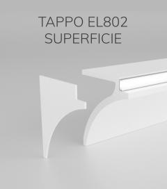 Tappo per Cornice da Interno ELENI modello EL802
