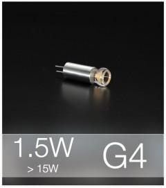 Lampadina LED G4 1,5W - Bianco NATURALE