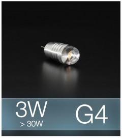 Lampadina LED G4 3W - Bianco FREDDO